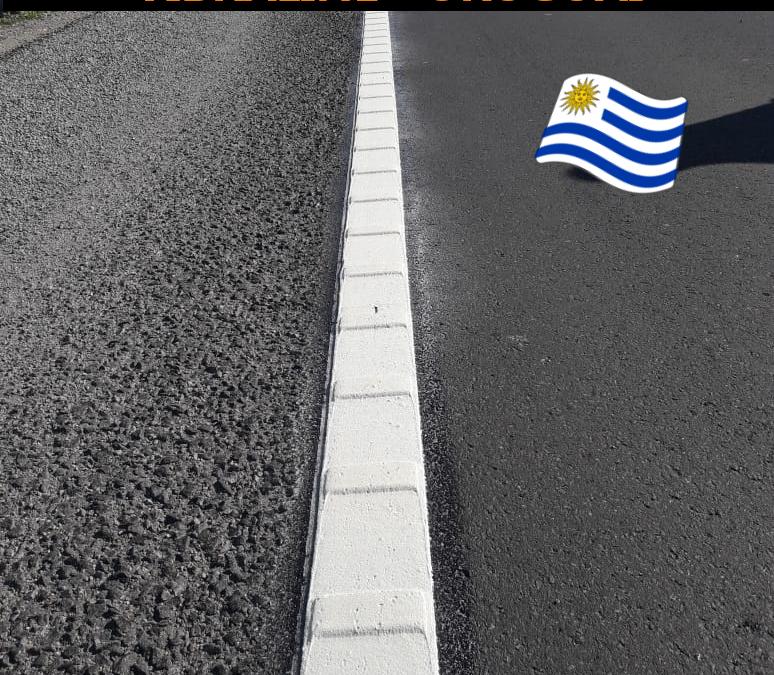 FAIXA EM ALTO RELEVO – URUGUAI
